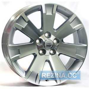 Купить WSP ITALY Poseidone W3004 (SIL. POL. - Серебро с полировкой) R19 W8 PCD5x114.3 ET38 DIA67.1