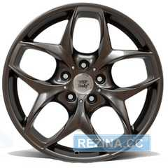 WSP ITALY X5 4.8 Holywood W669 DARK SILVER - rezina.cc