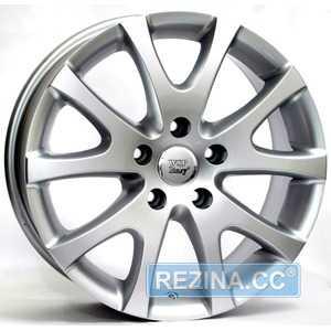 Купить WSP ITALY ODESSA W452 SILVER R17 W7.5 PCD5x130 ET55 DIA71.6
