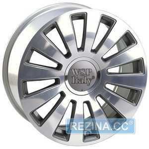 Купить Легковой диск WSP ITALY A8 RAMSES W535 ANTHRACITE POLISHED R20 W8 PCD5x100/112 ET45 DIA57.1