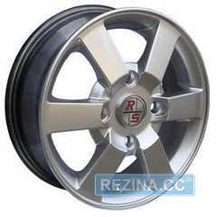 Купить RS WHEELS Wheels 501 HS R13 W4.5 PCD4x114.3 ET44 DIA69.1