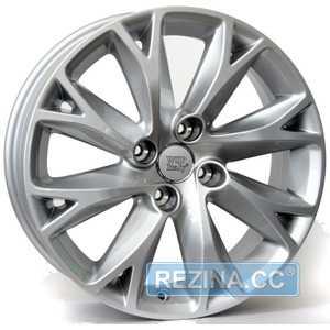 Купить WSP ITALY MARSEILLE W3402 (SILVER - Серебро) R17 W6.5 PCD4x108 ET26 DIA65.1