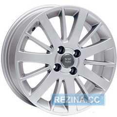 Купить WSP ITALY CALABRIA W153 (SILVER - Серебро) R14 W5.5 PCD4x98 ET33 DIA58.1