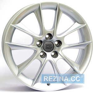 Купить WSP ITALY AOSTA AERO W1150 (HYP.SIL. - Гипер серебро) R16 W7 PCD5x110 ET41 DIA65.1