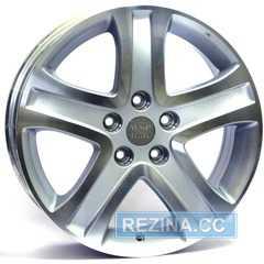 Купить WSP ITALY SIRIUS W2850 (SIL. POL. - Серебро с полировкой) R17 W6.5 PCD5x114.3 ET45 DIA60.1