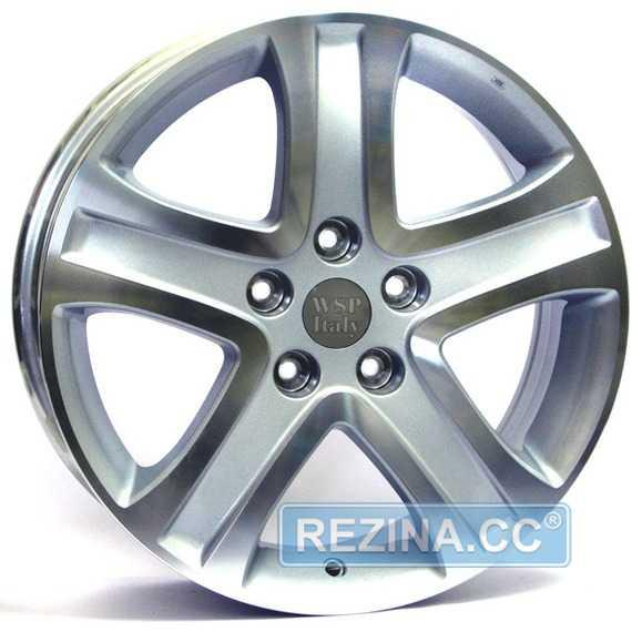 WSP ITALY SIRIUS W2850 (SIL. POL. - Серебро с полировкой) - rezina.cc