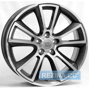 Купить WSP ITALY MOON W2504 ANTHRACITE POLISHED R18 W8 PCD5x110 ET43 DIA65.1
