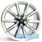Купить WSP ITALY Allroad CANYON W550 Silver R16 W7 PCD5x112 ET35 DIA57.1