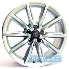 Купить WSP ITALY Allroad CANYON W550 Silver R18 W8 PCD5x112 ET35 DIA57.1