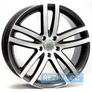 Купить WSP ITALY W551 Anthracite Polished R20 W9 PCD5x130 ET60 DIA71.6