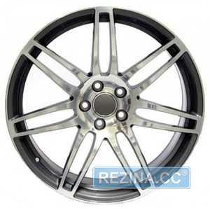 Купить WSP ITALY S8 Cosma W554 (Antracite Polished) R17 W7.5 PCD5x112 ET30 DIA66.6