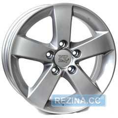 Купить WSP ITALY BENGASI W2406 SILVER R16 W6.5 PCD5x114.3 ET45 DIA64.1
