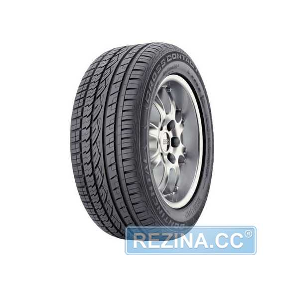 Купить Летняя шина CONTINENTAL ContiCrossContact UHP 275/50R20 109W
