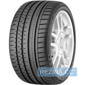 Купить Летняя шина CONTINENTAL ContiSportContact 2 255/45R18 99Y