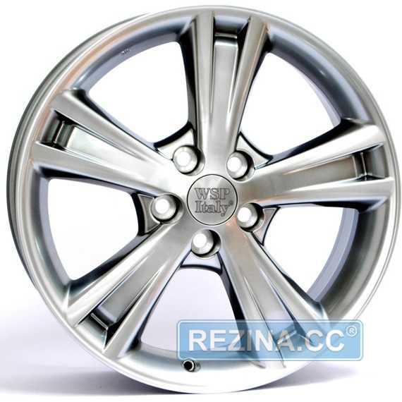 Купить WSP ITALY Chicago W2650 (HYP.ANT. - Гипер графит) R20 W8.5 PCD5x114.3 ET35 DIA60.1