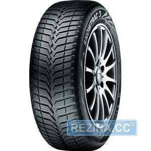 Купить Зимняя шина VREDESTEIN SnowTrac 3 195/60R15 88T