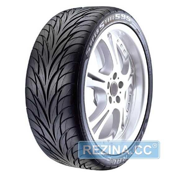 Купить Летняя шина FEDERAL Super Steel 595 235/45R17 93V
