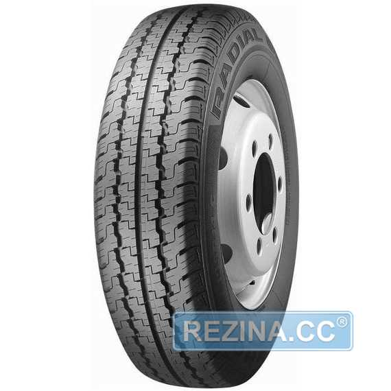 Летняя шина KUMHO Radial 857 - rezina.cc