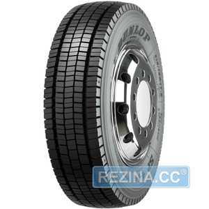 Купить DUNLOP SP 444 (ведущая) 205/75(8.25) R17.5 124M