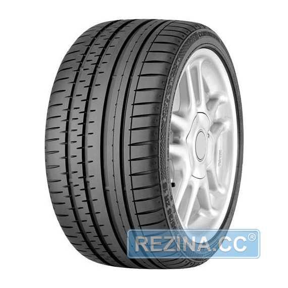 Купить Летняя шина CONTINENTAL ContiSportContact 2 275/35R20 102Y