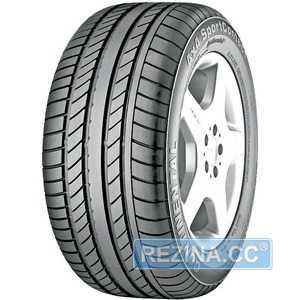 Купить Летняя шина CONTINENTAL Conti4x4SportContact 275/45R19 108Y