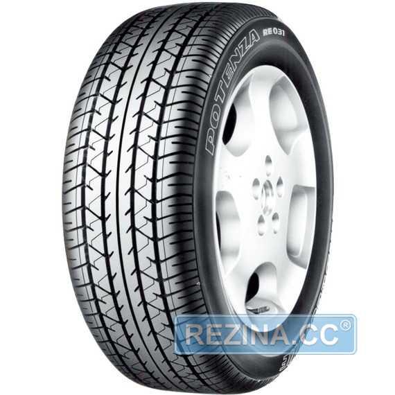 Купить Летняя шина BRIDGESTONE Potenza RE031 235/55R18 99V