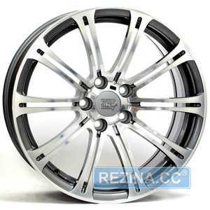 Купить WSP ITALY M3 Luxor W670 (Ant.Pol.) R19 W9.5 PCD5x120 ET23 DIA72.6