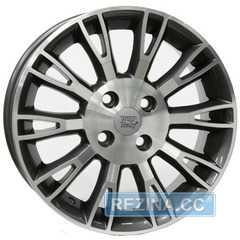Купить WSP ITALY VALENCIA W150 (ANT. POL.) R15 W6 PCD4x100 ET45 DIA56.6