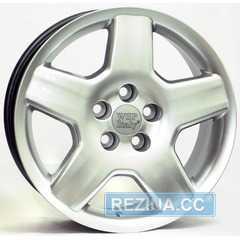 Купить WSP ITALY W2651 (HYP.SIL. - Гипер серебро) R17 W7.5 PCD5x114.3 ET35 DIA60.1
