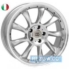 WSP ITALY MADRID ME29 W729 SIL​VER POLISHED LIP - rezina.cc
