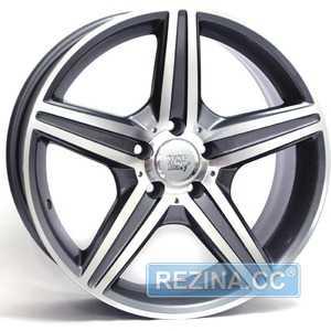 Купить WSP ITALY AMG CAPRI W758 ANT.POL. R18 W8 PCD5x112 ET50 DIA66.6