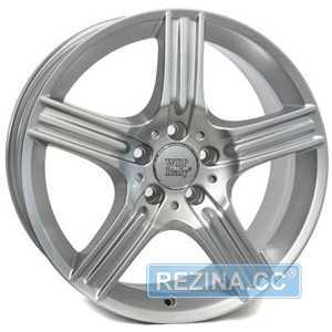 Купить Легковой диск WSP ITALY DIONE W763 SILVER R17 W8.5 PCD5x112 ET38 DIA66.6