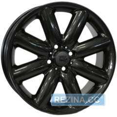 Купить WSP ITALY CHELSEA W1652 (D.BLACK - Черный)) R17 W7 PCD4x100 ET40 DIA56.1