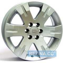 Купить WSP ITALY RED SEA W1851 (SILVER - Серебро) R18 W8.5 PCD6x114.3 ET30 DIA66.1