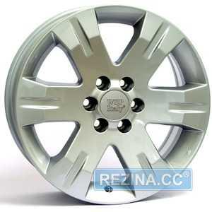 Купить WSP ITALY RED SEA W1851 (SILVER - Серебро) R20 W9 PCD6x114.3 ET30 DIA66.1