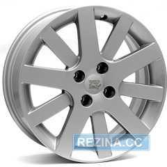Купить WSP ITALY LYON W850 silver R15 W6.5 PCD4x108 ET16 DIA65.1