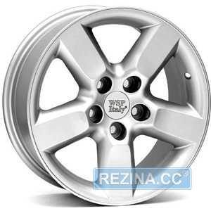 Купить WSP ITALY BARI RAV4 W1712 (SILVER - Серебро) R16 W7 PCD5x114.3 ET35 DIA60.1