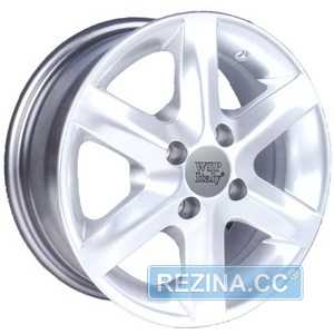 Купить WSP ITALY TROY W1713 SILVER R15 W6.5 PCD4x100 ET35 DIA54.1