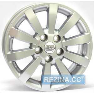 Купить WSP ITALY AURIS W1752 (SILVER - Серебро) R16 W6.5 PCD5x114.3 ET45 DIA60.1