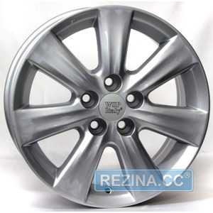Купить WSP ITALY NEMURO/Avensis W1762 (SILVER) R15 W6 PCD5x100 ET33 DIA54.1