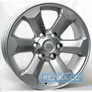 Купить WSP ITALY SCARIO W1764 (SILVER - Серебро) R18 W7.5 PCD6x139.7 ET25 DIA106.1