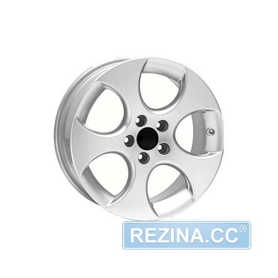 WSP ITALY ANKARA GTI 2005 W441 SILVER - rezina.cc