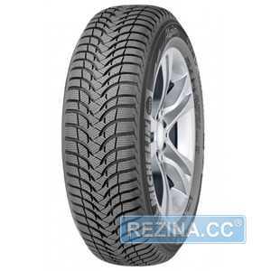 Купить Зимняя шина MICHELIN Alpin A4 195/55R16 87H