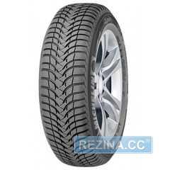 Купить Зимняя шина MICHELIN Alpin A4 205/55R16 91H