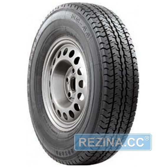 Летняя шина ROSAVA BC-44 - rezina.cc
