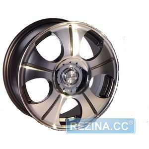 Купить LEAGUE LG 181 FMGM2 R15 W6.5 PCD5x110/112 ET40 DIA73.1