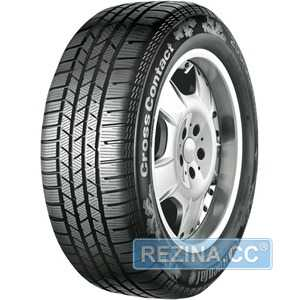 Купить Зимняя шина CONTINENTAL ContiCrossContact Winter 235/55R18 100H