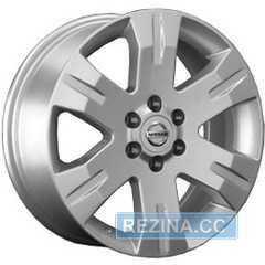 Купить RS WHEELS Wheels 306 HS R16 W7 PCD6x139.7 ET35 DIA67.1
