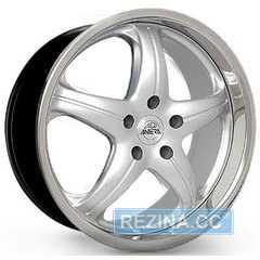 ANTERA 309 Race Silver - rezina.cc