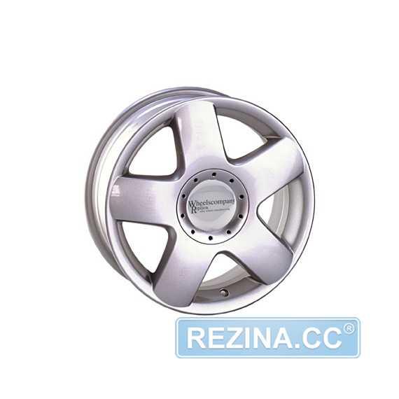 WSP ITALY ARTIC W435 SILVER - rezina.cc